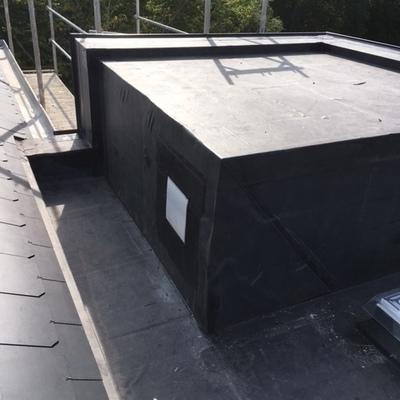 Toitures Stéphane BALAND et Fils - La toiture plate